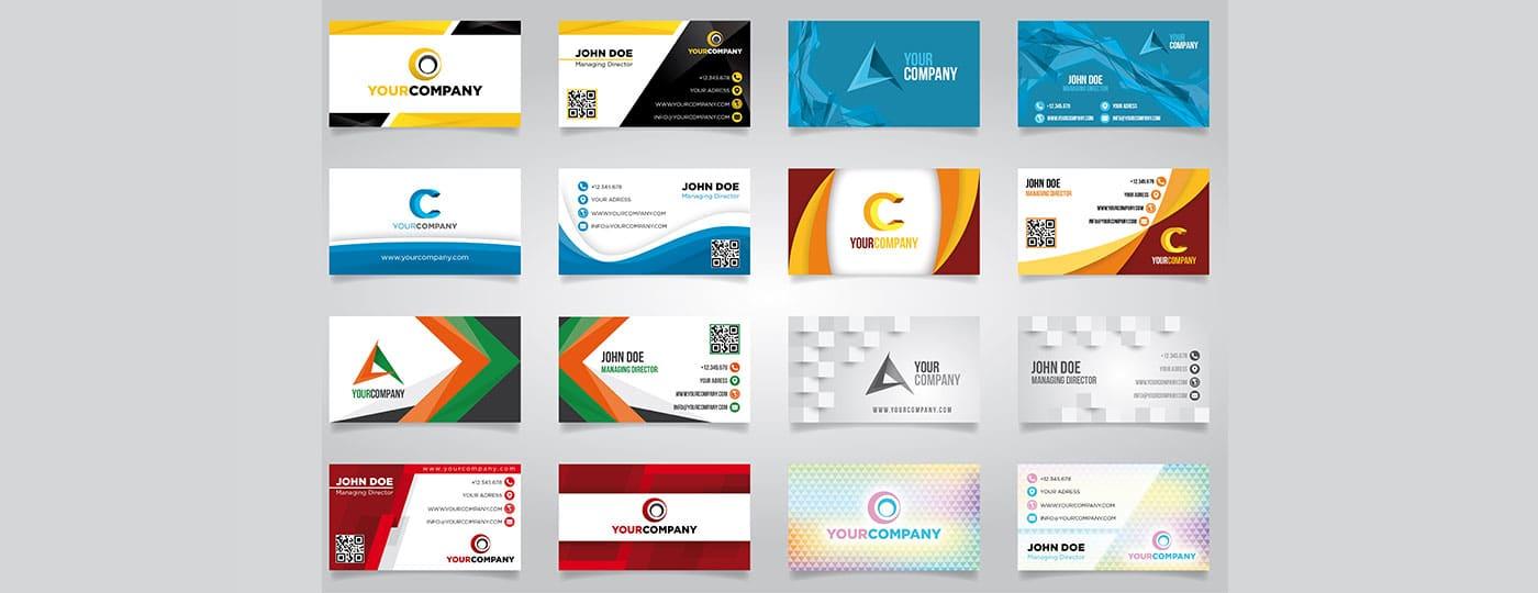 Visitenkarten Für Messen Events Konferenzen Neue